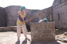 Ролевая игра в Старом Баре